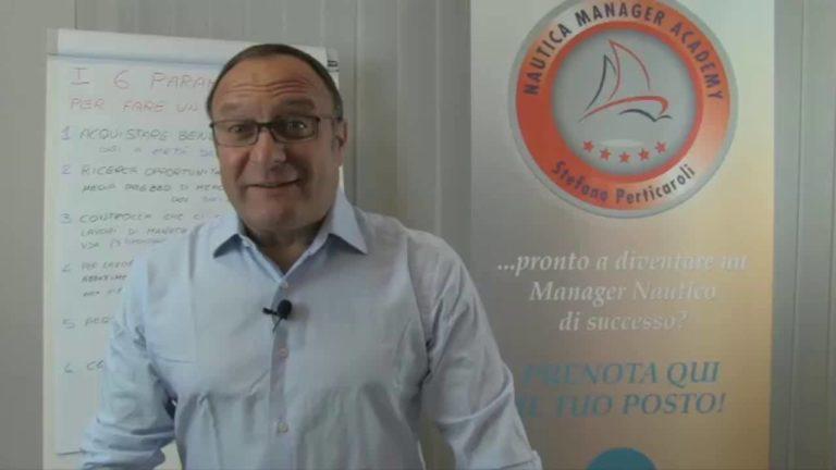 Stefano Perticaroli: dall'officina all'Accademia