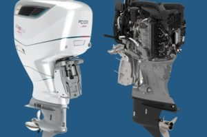 The diesel outboard COX300 wins the ADI award