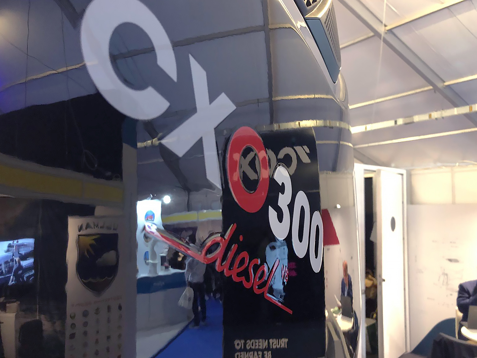Seawork International: Cox Powertain Announces Release Dates for its Ground-Breaking Diesel Outboards
