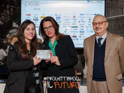 Book of the testimonials of #progettiamocilfuturo: Cartello is there!