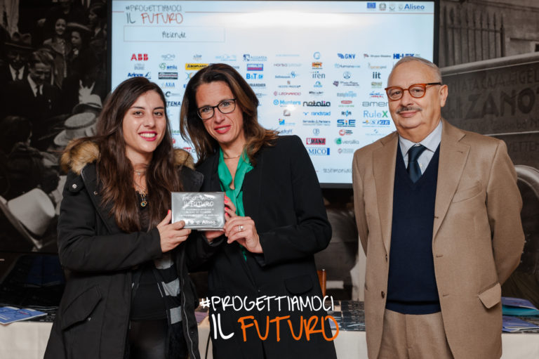 Book of the testimonials of #progettiamocilfuturo: Cartello is there!
