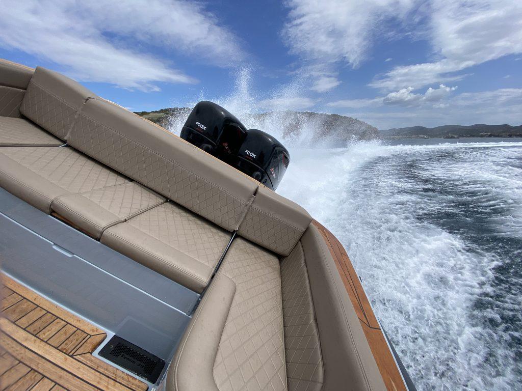 You are currently viewing Cox Powertrain riceve il premio Top Product del 2021 della rivista di settore Boating Industry